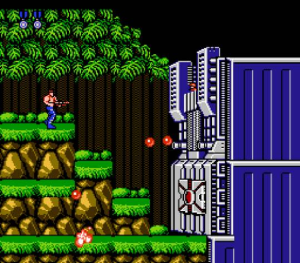 Contra Online Game