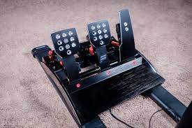 Gaming pedals
