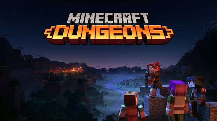 Minecraft Dungeons to be released in April 2020