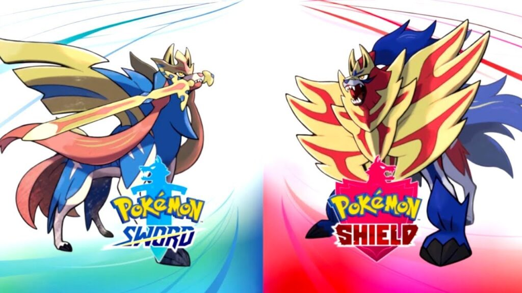 Pokemon Sword and Shield.