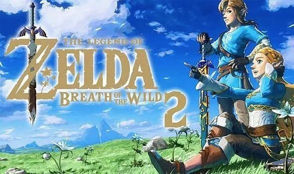 Legend of the Zelda: The Breath of the Wild