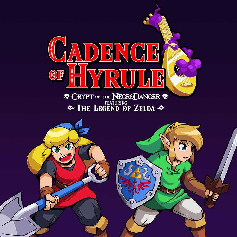 The cadence of Hyrule- The best Crypt of NecroDancer