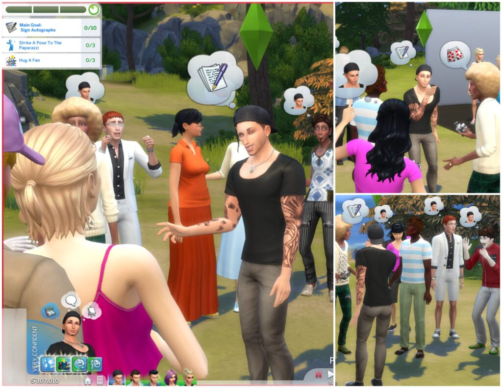 Become famous using Cheat codes sims 4