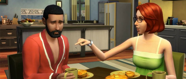 Sims 4 Emotions