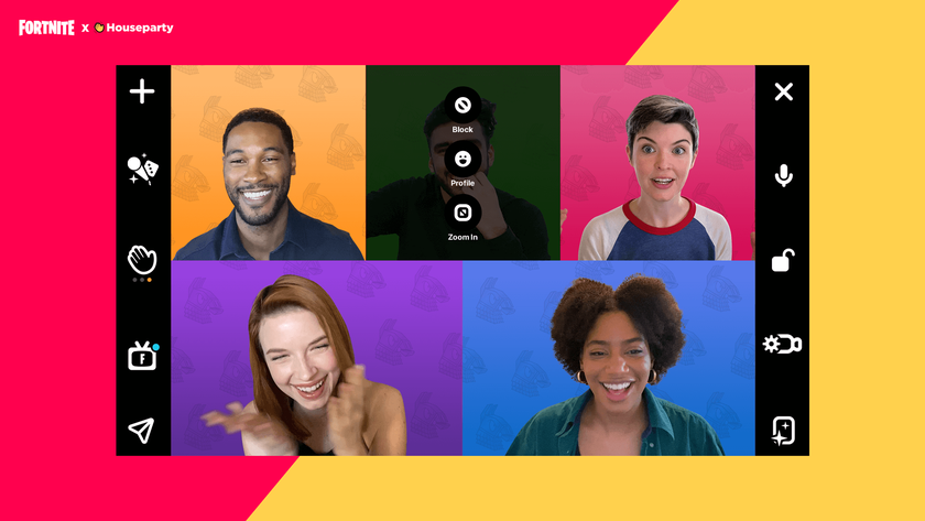 Fortnite Video calling feature