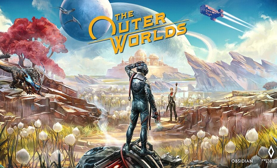 The Outer Worlds Cheat Codes