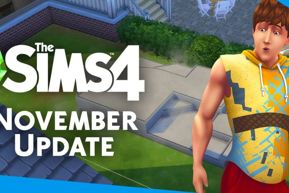 Sims 4 Latest update