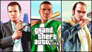 Switch Characters In GTA 5